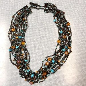 Jewelry - Bead necklace.